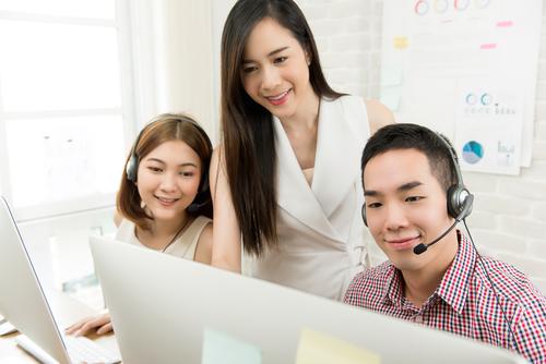 コールセンター 正社員を目指す!_管理職の仕事って、どう?