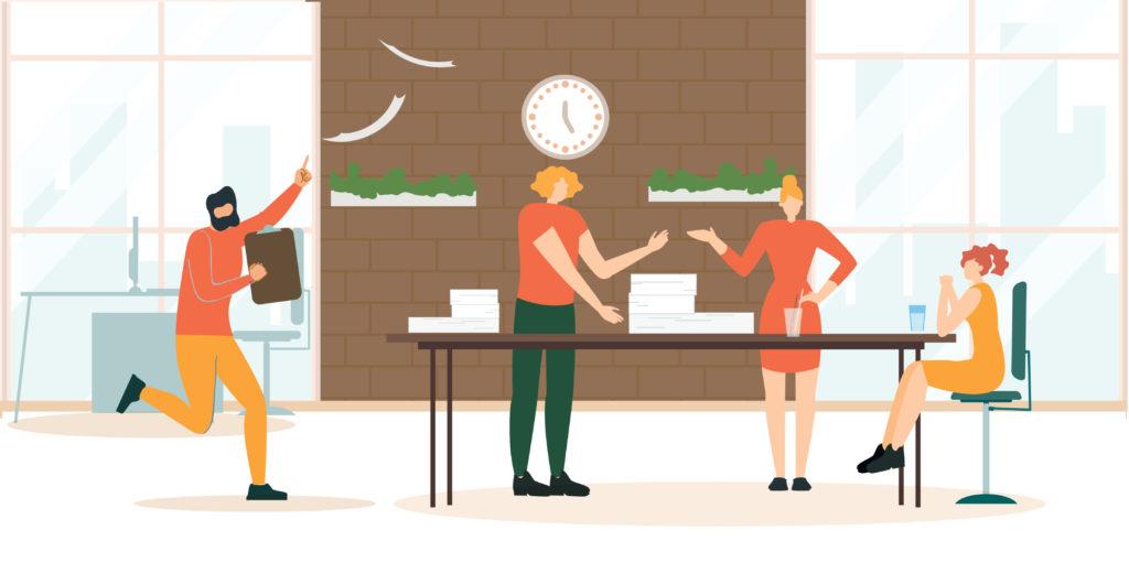 コールセンターの離職率を下げる楽しい研修とは?トレーナー必見!