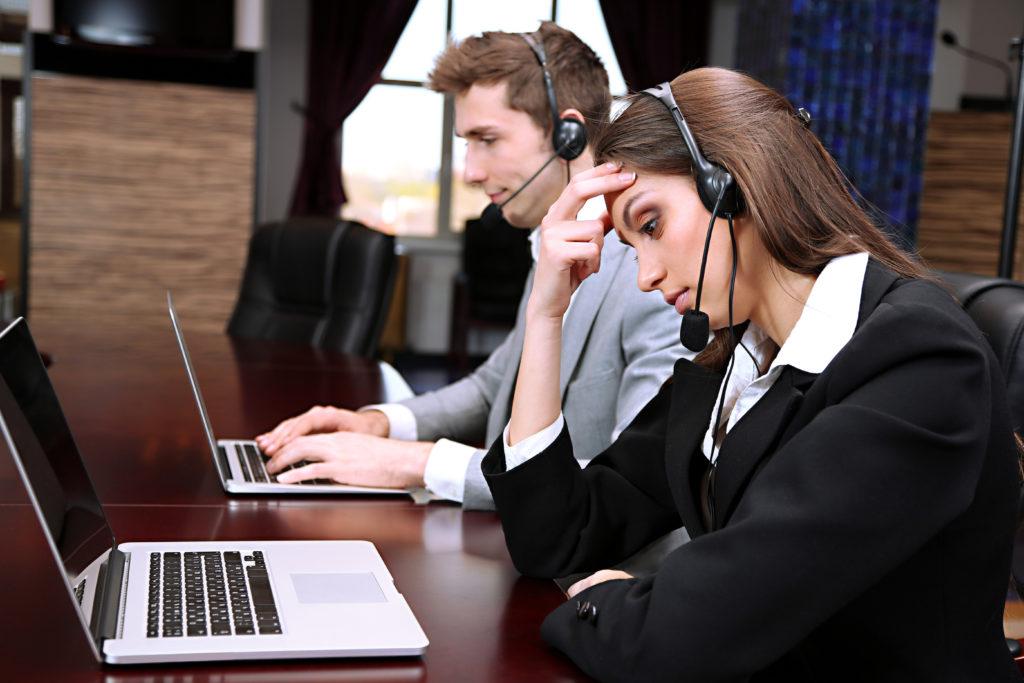 クレームは、共感しない!コールセンターで働く人のメンタルを守る!